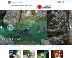 Canyoning en Corse. Initiation, stage, sortie famille