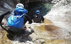 Stage de canyoning : L'île aux canyons