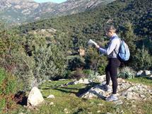 Self guided hiking