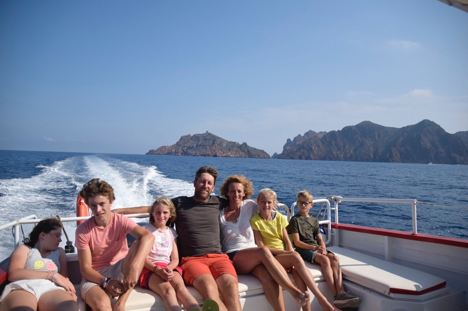 La Corse Passion en famille