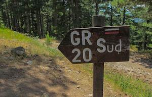 Road trip sur le GR 20 Sud