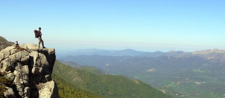 La randonnée en liberté en Corse , qu'est ce que c'est ?
