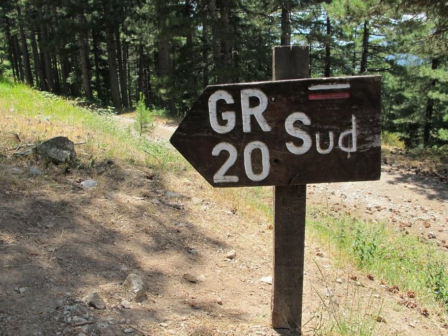 La fin ou le début du GR20 sud