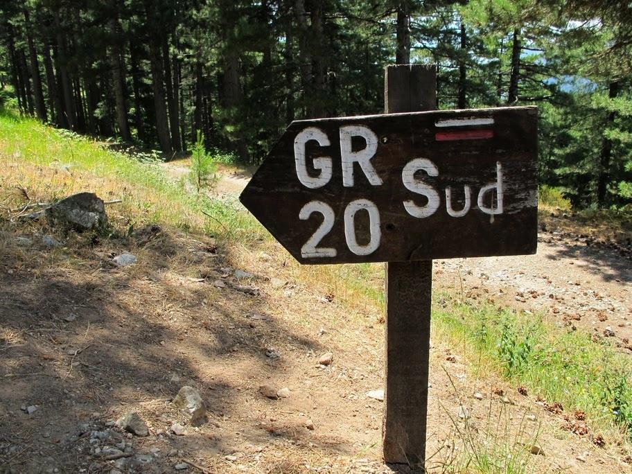 GR20 Sud