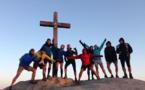 GR20 en 7 jours, Version Trail