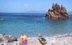 Au fil de l'eau : Raid en Kayak de mer d'Ajaccio à Girolata